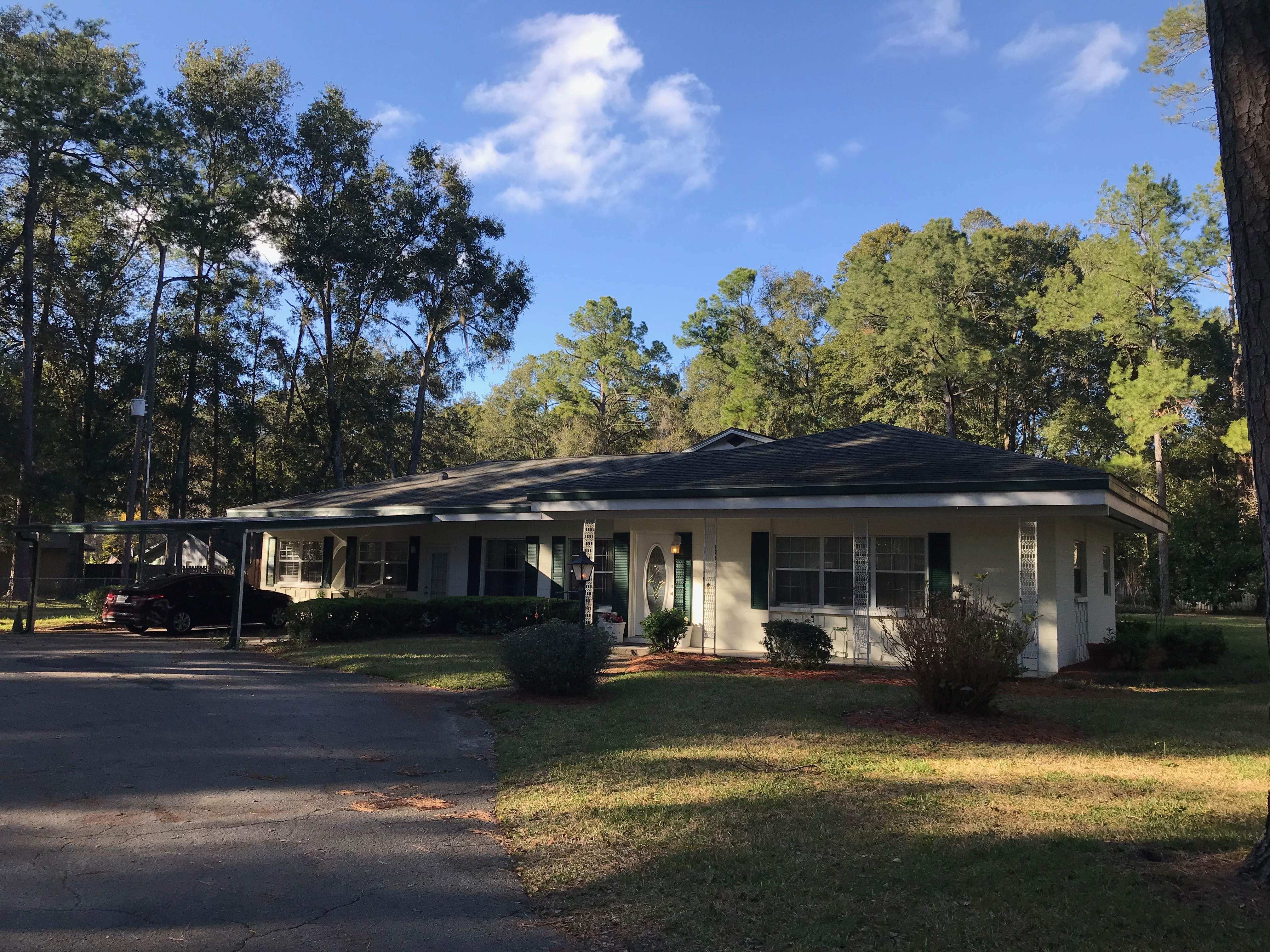 PENDING! 1.1+ gorgeous acres in the heart of Gainesville